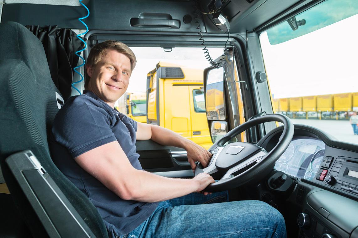 Ausbildung Transport- und Zustellberufe