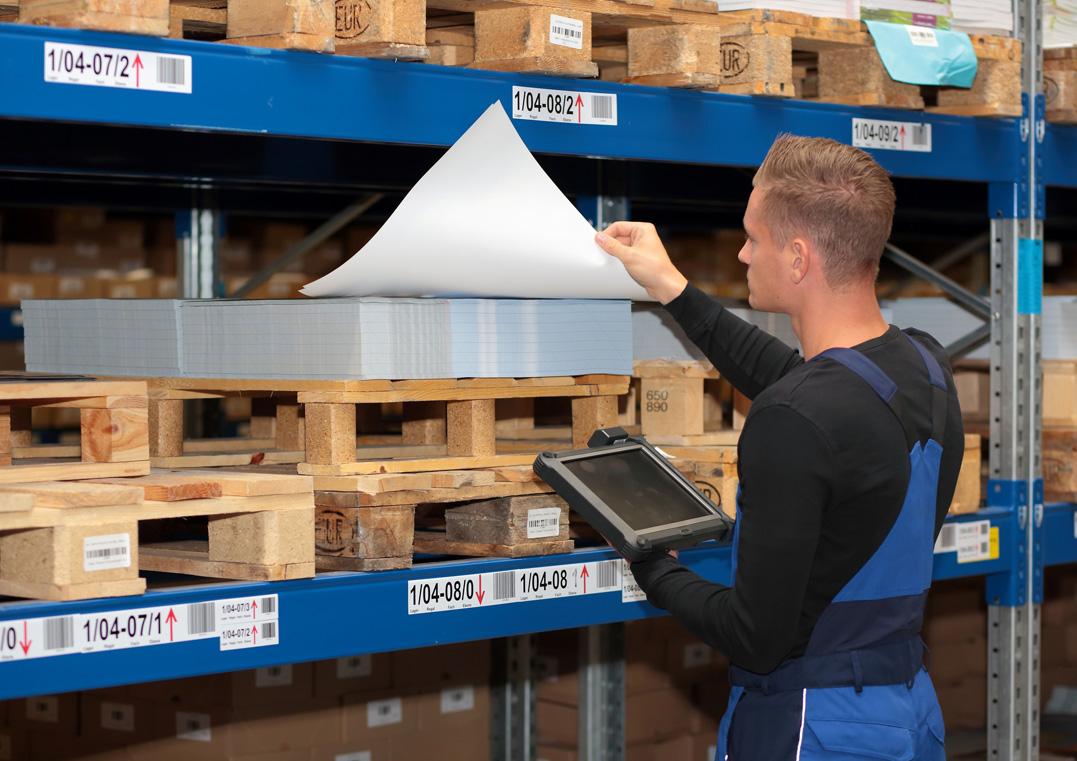 Ausbildung Warenumschlag- und Lagerberufe
